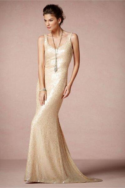 Vestido de novia tendencia 2014