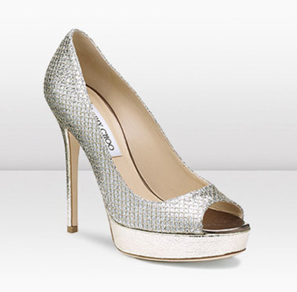Zapatos Crown - Jimmy Choo 2012