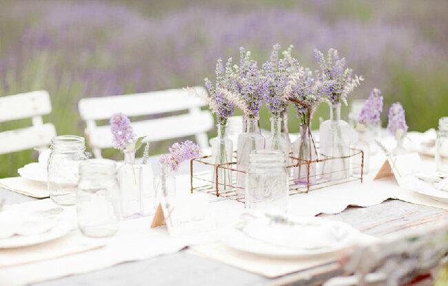 Décoration de table - Photo: KT Merry Photography