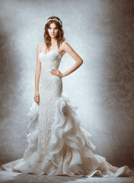 Long dress zuhair murad nevesta