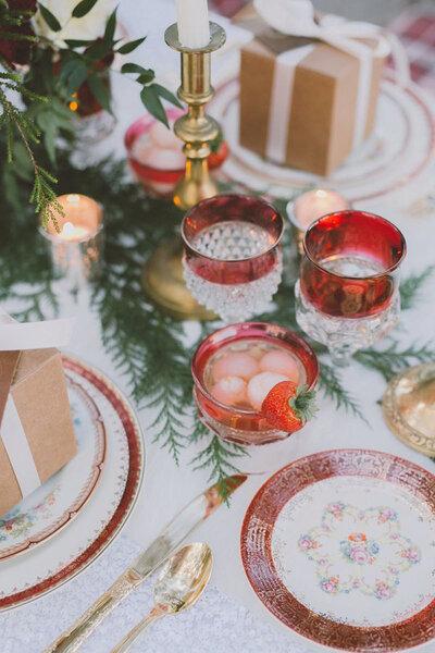 Ślub w Boże Narodzenie