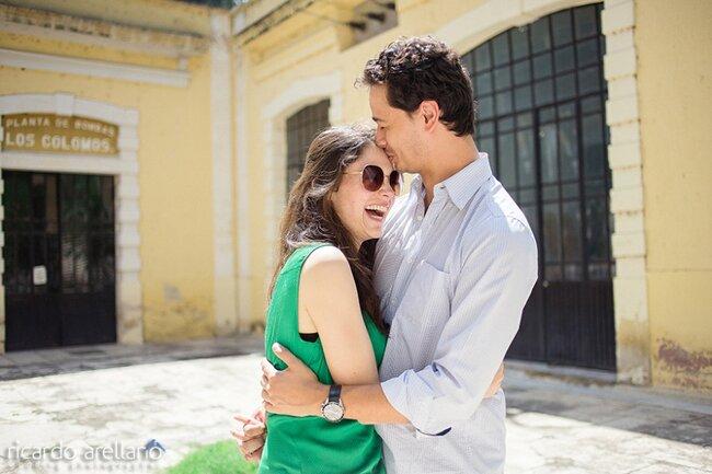 Romántica sesión de fotos pre boda en Guadalajara, Jalisco - Foto Ricardo Arellano
