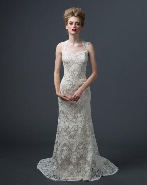 Suknia ślubna z kolekcji Sareh Nouri 2013