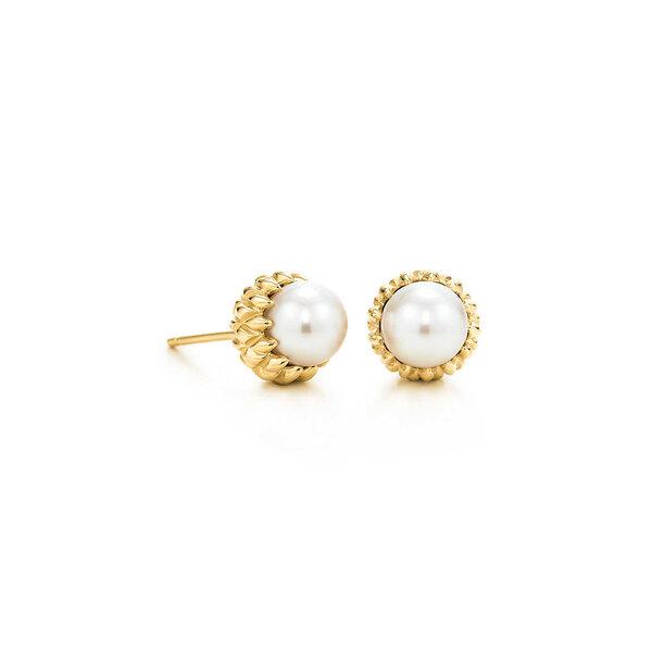 Acorn Earrings, Tiffany and Co.