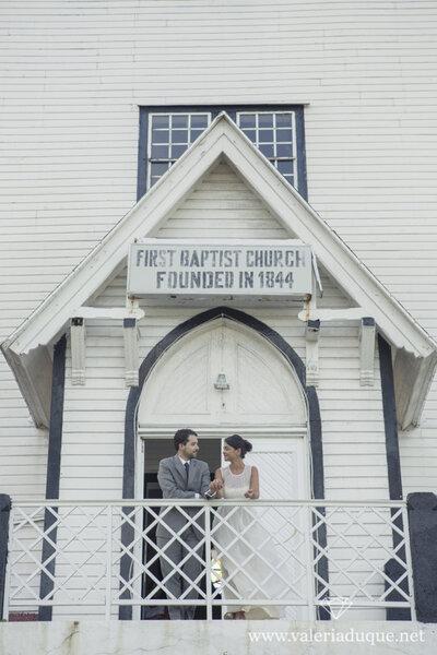 Iglesia Bautista de La Loma, San Andrés Islas