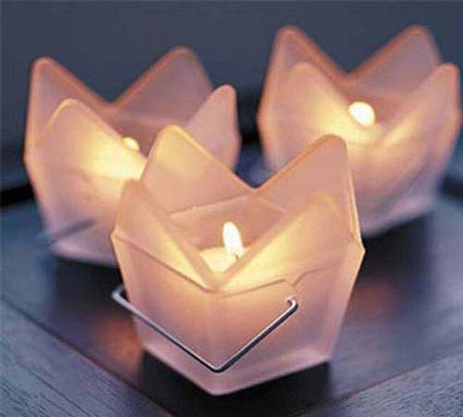 Velas para iluminar tu boda
