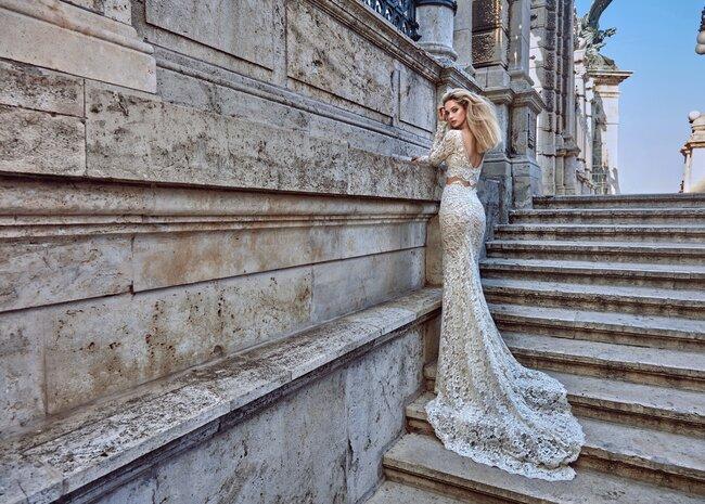 Vestidos de novia inspirados en princesas medievales