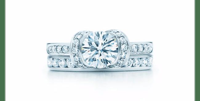 Парные обручальные кольца Tiffany&Co