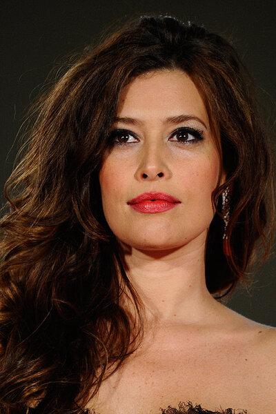 Angie Cepeda. Foto Premios Goya 2013
