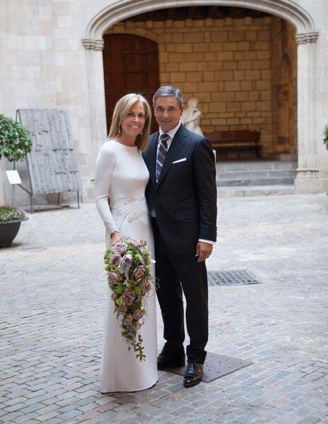 Hochzeit von Rosa Clará