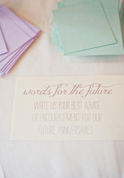 Книга пожеланий для приглашенных на свадьбу