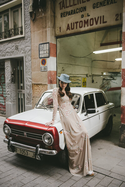 Coppola Dress, Otaduy.