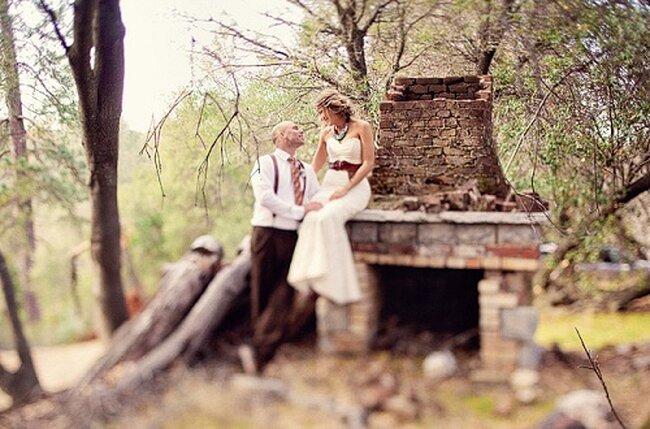 Casamentos em atmosfera hippie chic