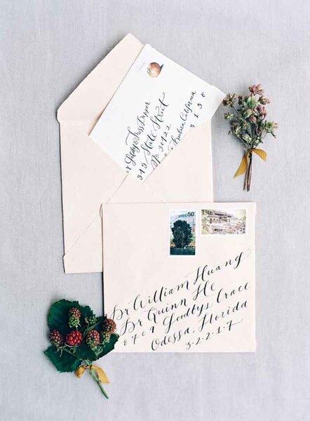 Herbstdekoration für Ihre Hochzeit
