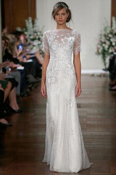 Jenny Packham Fall 2013 Bridal Collection. Foto: www.jennypackham.com