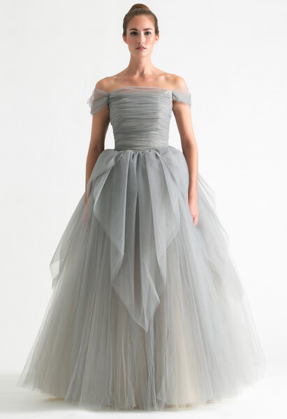 Suknia ślubna z kolekcji Sareh Nouri 2014