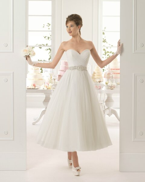 Wedding Dress From The Aire
