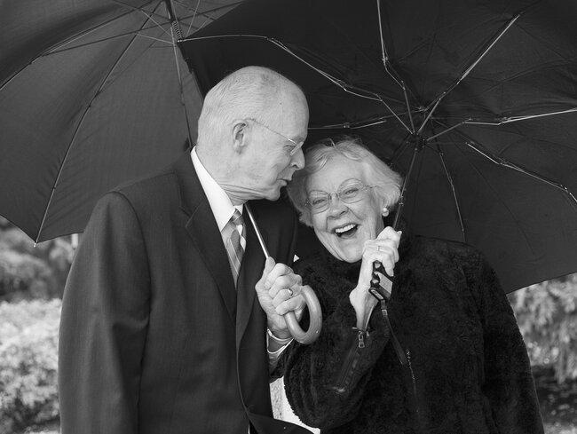 Doug & Fran, 55 anos de união