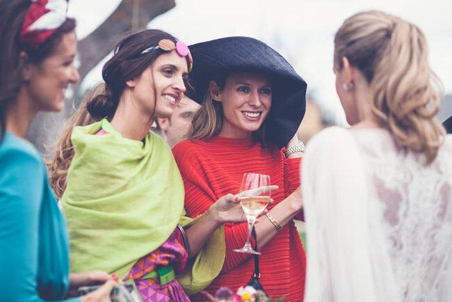 Las invitadas con más estilo de 2015.