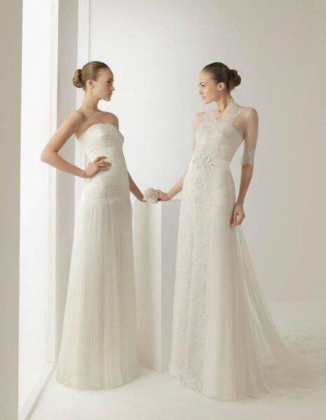 Kolekcja sukien ślubnych Soft, Rosa Clara 2013, model: JUNO
