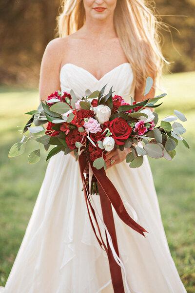 fluweel voor jouw bruiloft