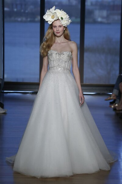 Vestidos de novia primavera 2015 de Ines Di Santo