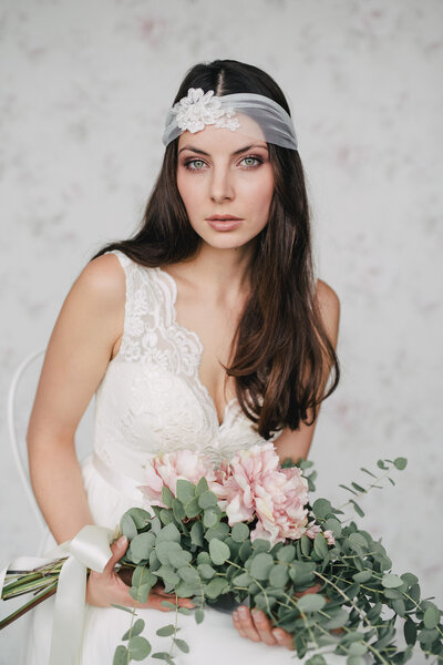 Braut Haarschmuck von Schönmich Accessoires 2016