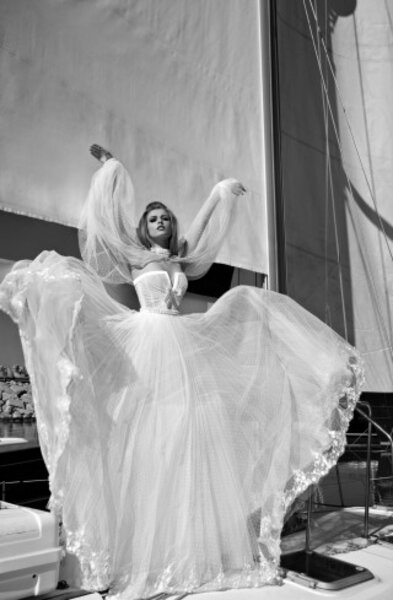 Suknia Adele z kolekcji Galia Lahav 2013/2014