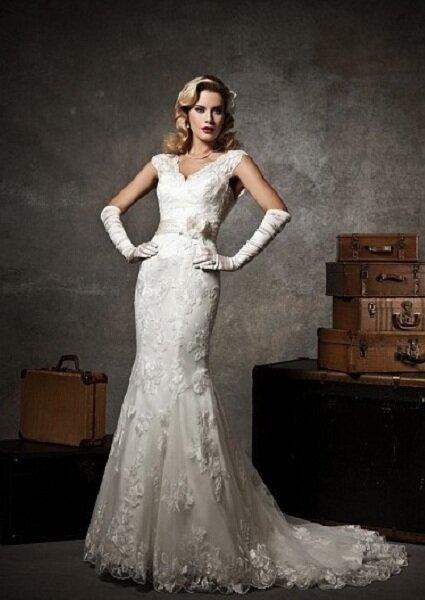 Brautkleider von  Justin Alexander 2013