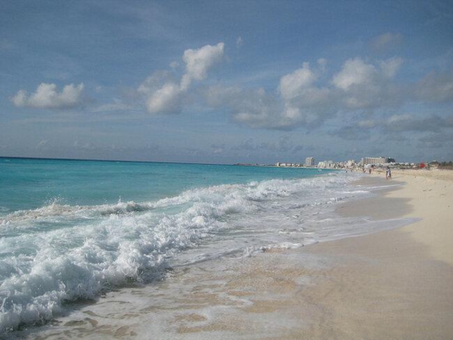 Elige Cancún para tu romántica luna de miel