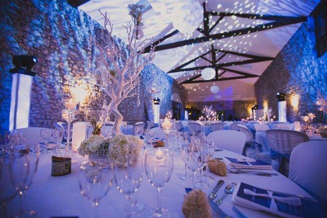 D coration de mariage avec des bougies 2017 pour une - Decoration avec des bougies ...