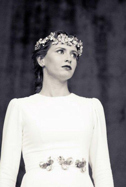 Uma noiva com encanto de princesa e de conto de fadas. Foto: D-Photo Fotografia