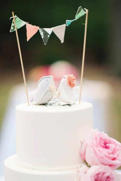 The Cake Artist Gina Vaccarino : Una boda con pajaritos: La tendencia decorativa que le ...