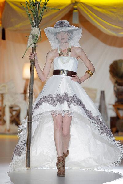 Colección Vestidos de novia Inmaculada García 2014