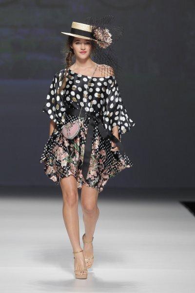 Vestidos de fiesta primavera 2015 de Matilde Cano