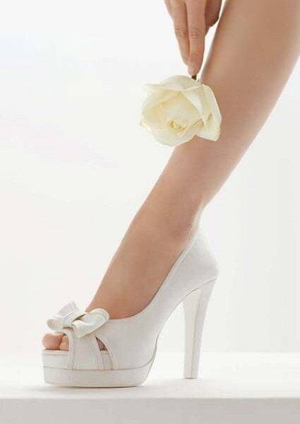 Sapatos de noiva Rosa Clará 2012
