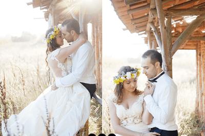 Os segredos de casar em Junho