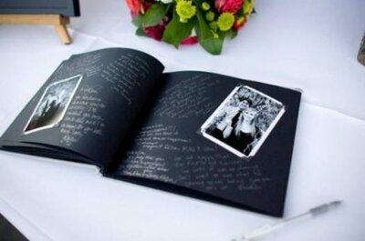 15 pomysłów na oryginalną księgę gości na Wasze wesele