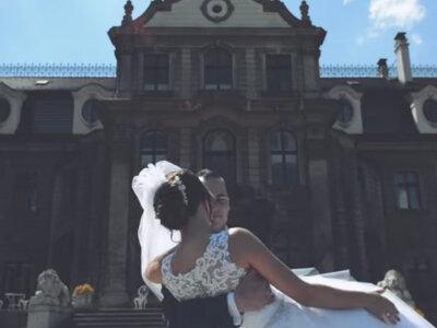Wideo ślubne: tutaj zaczęło się coś bardzo pięknego! Zobacz!