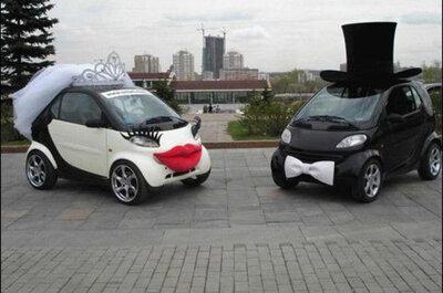Décoration de voiture, nouvelles tendances !