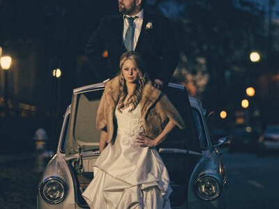 Sweet Southern Ice Tea and a Dash of Scottish Whiskey: Kristin + Paul´s Wedding in Arkansas