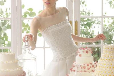 Strapless jurken 2015: de trend die nooit uit de mode gaat!