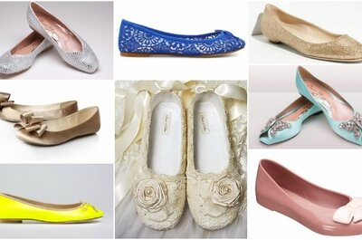 Sapatos de noiva: altos ou rasos?