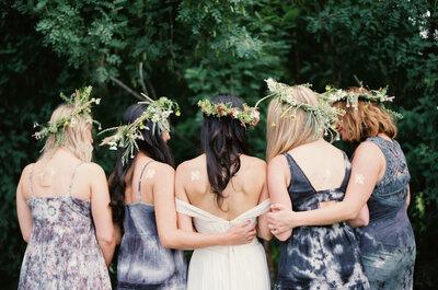 Los 10 mandamientos para ser la dama de boda perfecta