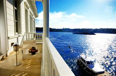 Un voyage de noces dans le splendide hôtel A'Jia à Istanbul
