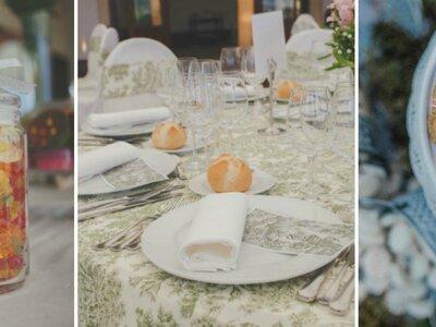 ¿Cómo acertar con el menú infantil para el día de tu boda? ¡No te olvides de los más pequeños!