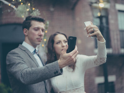 Going Unplugged: How to Have a Cellphone-Free Wedding Ceremony