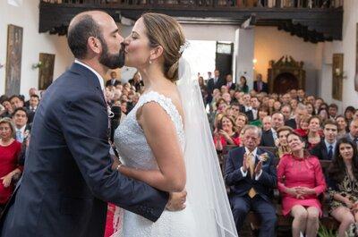5 momentos que siempre recordarás de tu matrimonio