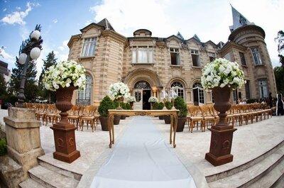 Os 10 dos melhores locais para casamento de Curitiba!