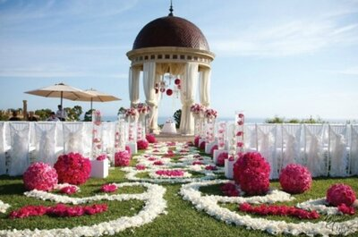 ¿Cómo puedo tener la boda más romántica?